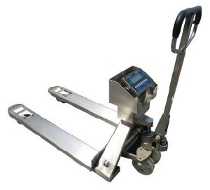 Stainless Steel Electronic Pallet Scale Forklift Scale (SS APS-2T) pictures & photos