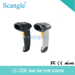 Symbol Handheld Barcode Reader Bi-Directional Scanner (LS2208) pictures & photos