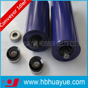 Conveyor Impact Idler Roller for Cleaning, Rubber Disc Return Roller, Carry Idler, Impact Roller, Belt Conveyor Idler pictures & photos