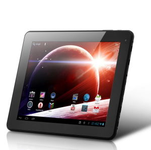 9.7 Inch Tablet PC Rk3066 Dual Core WiFi Bluetooth HD Android 4.0