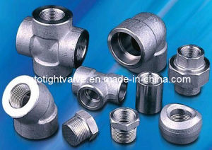 Forged High Pressure Fitting-Elbow, Tee, Coupling Threadolet