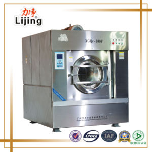 Fully Automatic Industrial Washing Machine in Cleaning Machine pictures & photos