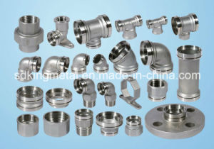 Seamless Stainless Steel 316L Sch10 45 Elbow pictures & photos