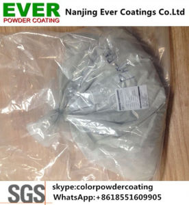 SGS RoHS Certified Ral7035 Grey Polyester Powder Coating Powder pictures & photos