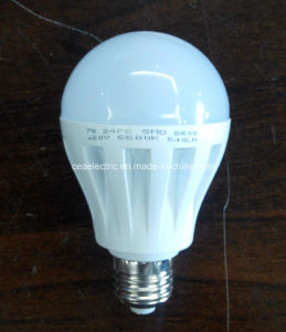7W PC Cover LED Bulb with CE RoHS Certificate pictures & photos
