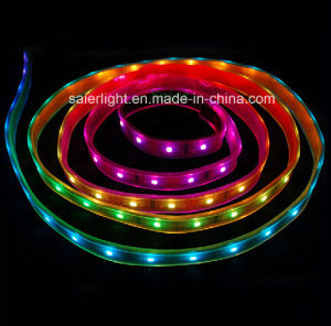 5V Ws2801 Magic Digital Dream Color RGB LED Strip