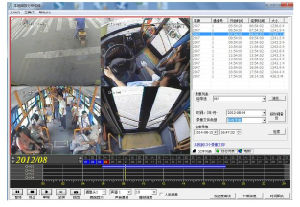 HD 1080P 4/8 Channel Truck Camera Systems with WiFi GPS Tracking 3G 4G Live Monitoring pictures & photos
