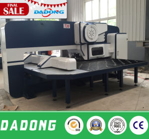 CNC Punching Machine for Punch Holes pictures & photos