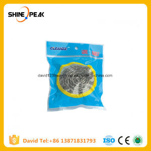 Stainless Steel Flat Scourer for Kitchen Use pictures & photos