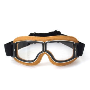 UV 400 Prescription Wind Proof Eyewear Dirt Bike Goggles pictures & photos