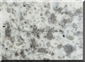 Artificial Countertop Quartz Stone for Kitchen Cabinets pictures & photos