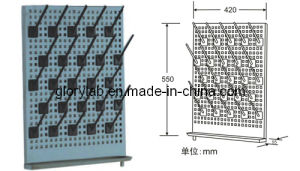 Stainless Steel Drying Rack, Pegboard (JH-PB002) pictures & photos