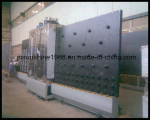 Vertical Low-E Glass Washing and Drying Machine pictures & photos