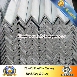 Hr Ms Carbon Steel Galvanized Steel Structural Steel Angle Bar pictures & photos