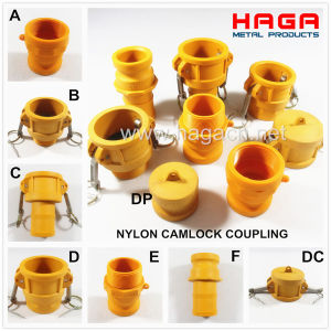 Nylon Quick Coupling Camlock Coupler pictures & photos