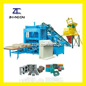 Auto Building Material Brick Making Machinery (QTY4-15)