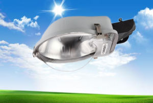 Stretched Aluminum Housing, PC Cover CFL Outdoor Street Light ZD7-B pictures & photos