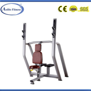 Commercial Fitness Shoulder Press Gym Bench pictures & photos