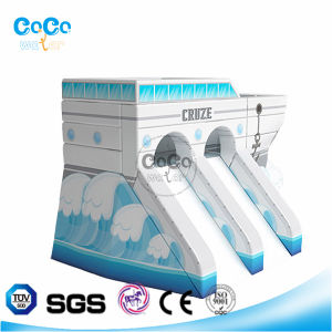 Cocowater Design Marine Theme Inflatable Bouncer for Children LG9001 pictures & photos