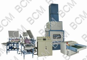 Fully Automatic Cushion Stuffing Machine (BC105) pictures & photos