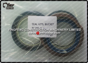 Komatsu Excavator Spare Parts PC400-6 Main Hydraulic Piston Pump 708-2h-00191 Oil Seal Kit 708-27-22811 pictures & photos