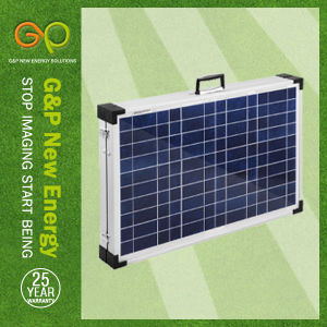 Poly Folding Solar Panel 80 (GPP80W-2F) pictures & photos