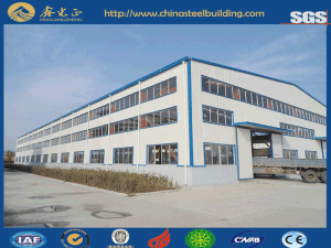 Multi-Purpose Steel Buildings Like Warehouse/Workshop (JW16273) pictures & photos