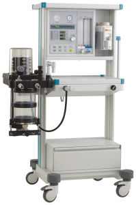 7400A CE Approved Anesthesia Machine with Ventilator pictures & photos