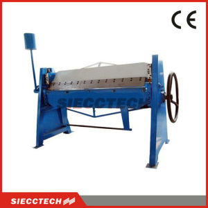 Manual Box and Pan Bending Machine pictures & photos