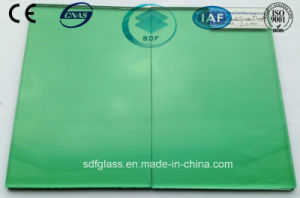 Dark Green Float Glass with CE ISO (4 TO 10mm)