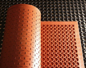 Heat Resistant Kitchen/Pathway Rubber Matting/Rubber Mat pictures & photos