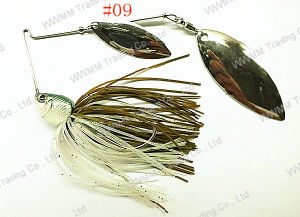 Bass Bait Fishing Lure Spinner Bait (HWZ009) pictures & photos