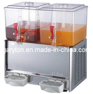 Cold Drink Dispenser for Keeping Juice (GRT-LSJ20L*2) pictures & photos