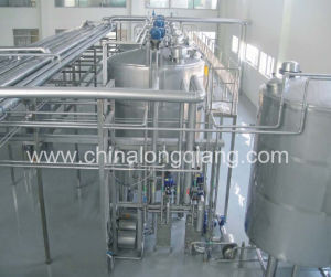 Complete Set Soy Milk Production Line pictures & photos