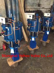 Casting Screwed Stainless Steel China Globe Valve (J11W) pictures & photos