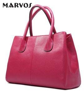 New Fashion Wholesale Ladies PU Leather Handbag /Hight Quality (MA#1613)