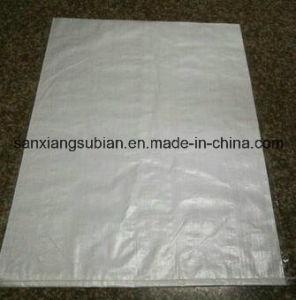 PP Woven Bag for 50kg Flour, Rice, Corn, Wheat