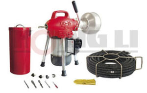 Drain Cleaner /Pipe Cleaning Machine (GQ75) pictures & photos