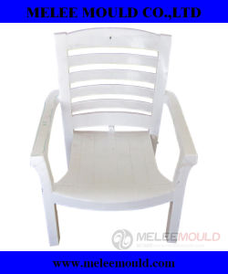 Plastic Arm Chair Injection Mould for Gardern Chair with 3inserts pictures & photos