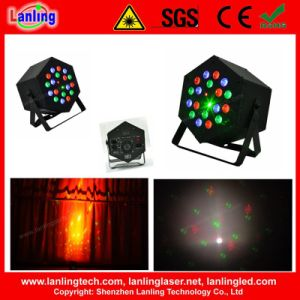 12gobos PAR Can DJ LED Stage Effect Light pictures & photos