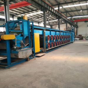 Rubber Sheet Cooling Line /Batch off Line /Rubber Machinery pictures & photos