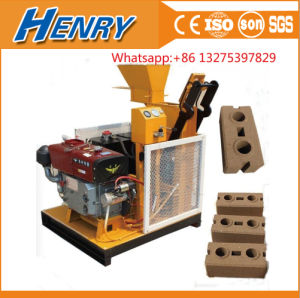 Low Investment Kenya Soil Cement Interlocking Brick Making Machine Price pictures & photos