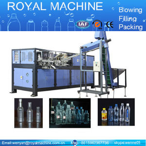 Full Automatic Pet Bottle Blow Moulding Machine Bottle Making Machine pictures & photos