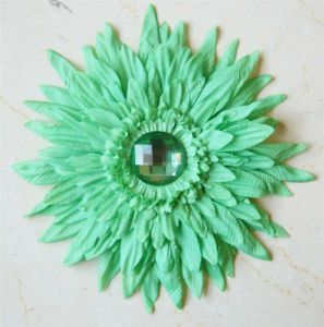 Daisy Flower Hair Flowers Gerbera Daisy with Clip