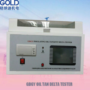 Automatic Oil Resistivity & Dielectric Loss Insulating Oil Tester pictures & photos