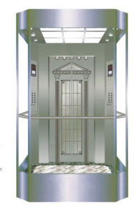 FUJIZY Panormic/Sightseeing Elevator---630kg, 1m/S pictures & photos