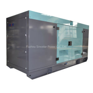 OEM Factory 25kVA-1500kVA Cummins Diesel Power Generator Silent