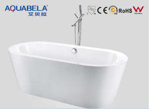 Hot Sell Freestanding Jet Bathtubs with Different Colors (JL609) pictures & photos