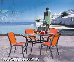 Textilene Mesh Fabric, Outdoor Furniture (JJ-065TC) pictures & photos