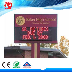 Full Color P6 Outdoor LED Display Module pictures & photos